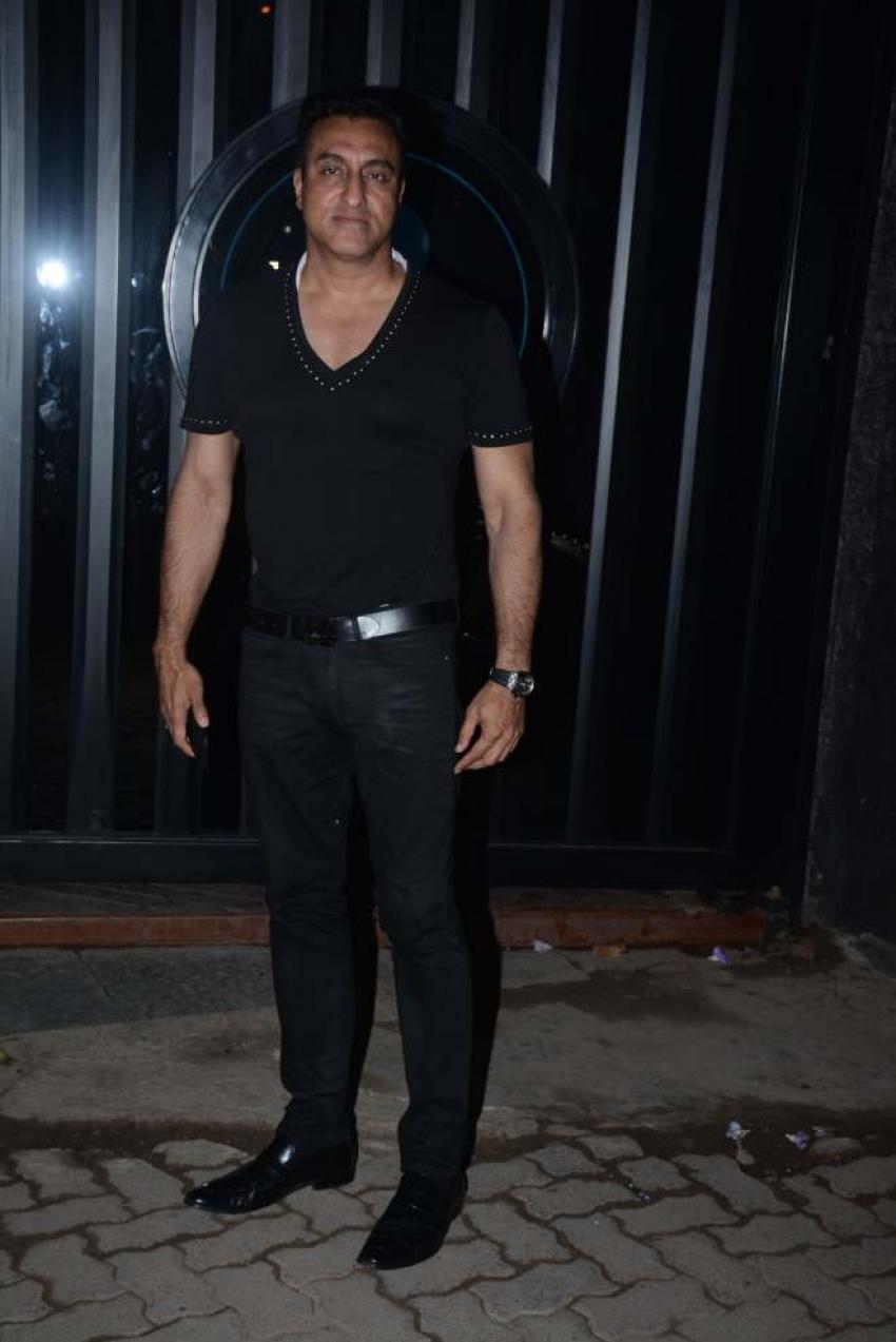 Bunny Sanghavi The Launch Of His Lounge Photos