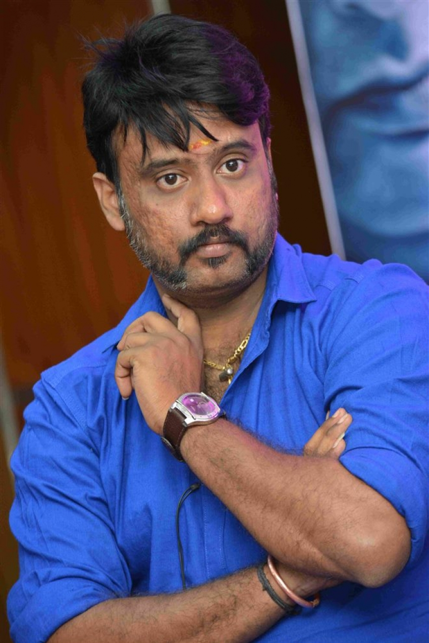 Chandan Shetty At Sezzar Film Press Meet Photos