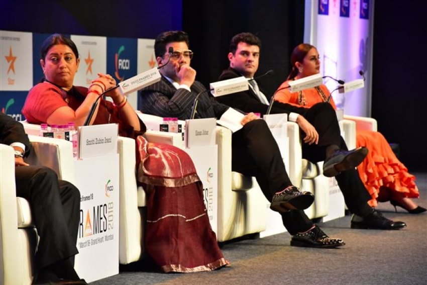 FICCI FRAMES 2018 Inauguration Photos
