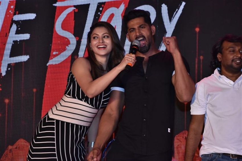 Hate Story 4 Movie Promotion In Mumbai Photos