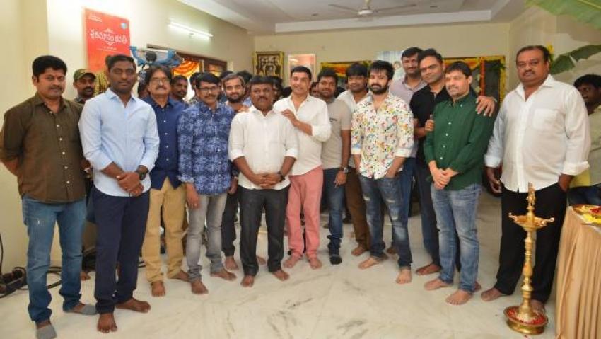 Hello Guru Prema Kosame Movie Launch Photos