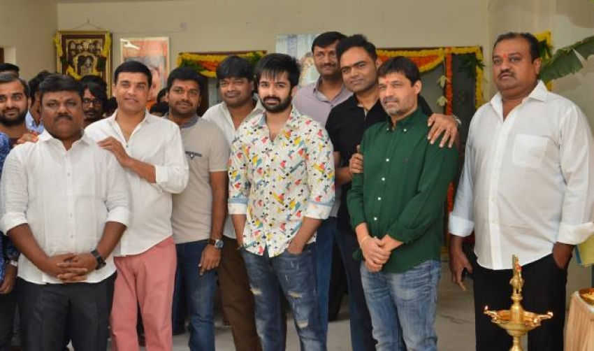 Hello Guru Prema Kosame Movie Launch Photos
