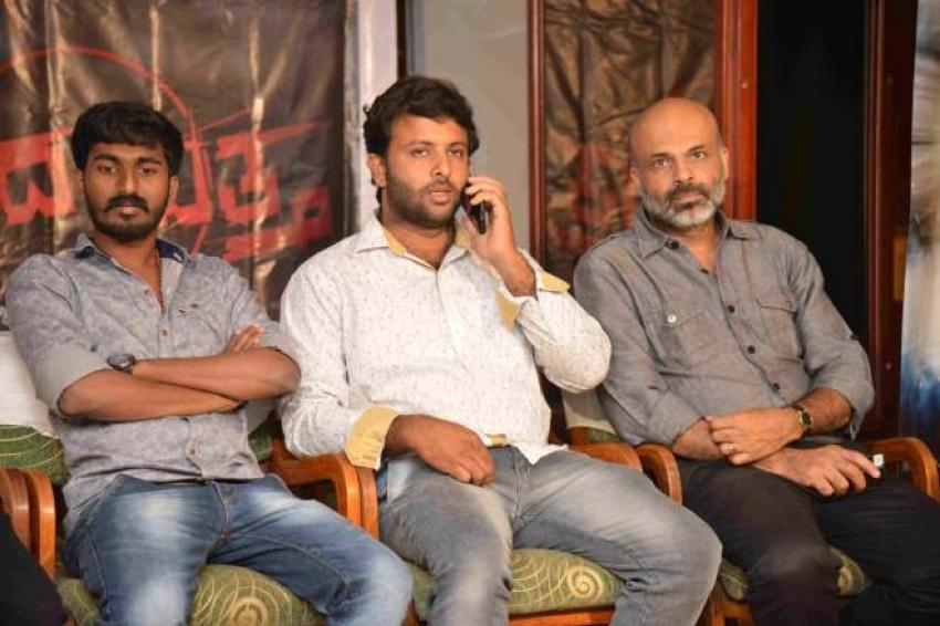 Huttada Sutta Press Meet Photos