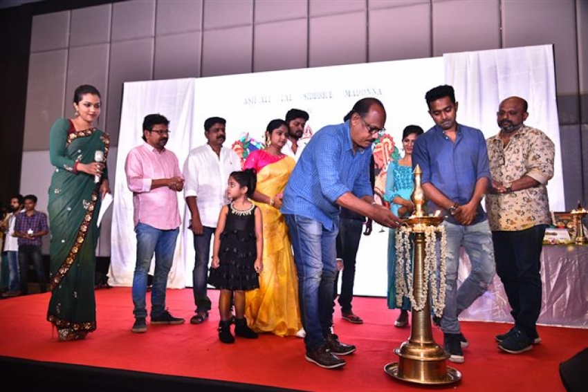 Ibilis Film Title Launch Photos