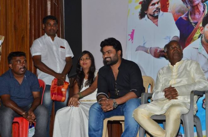 Kirubai Audio Launch Photos