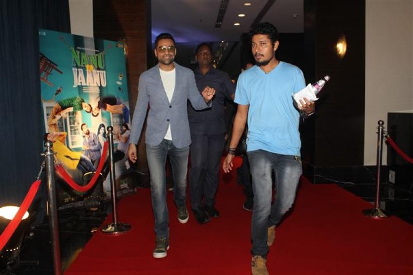Nanu Ki Jaanu Trailer Launch Photos