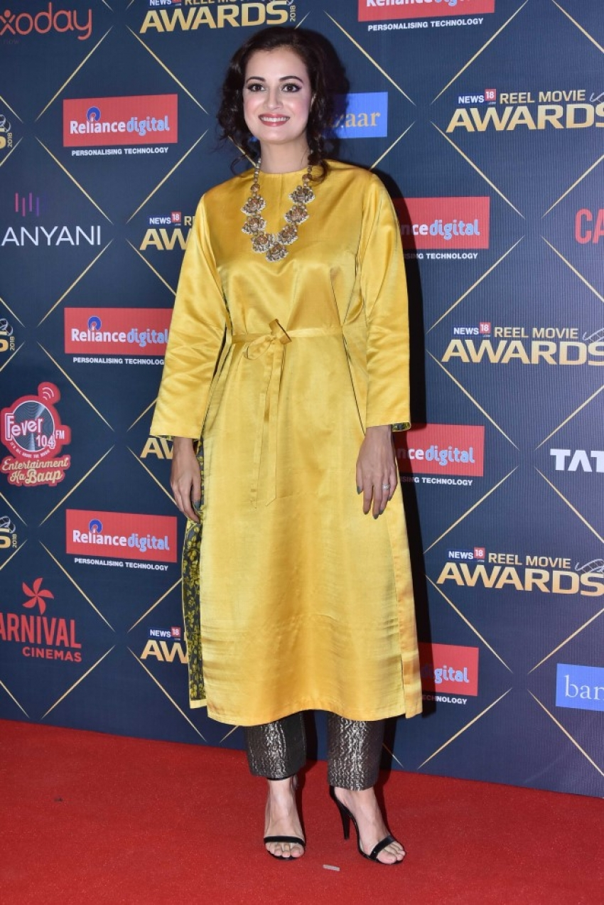 News18 REEL Movie Awards 2018 Photos