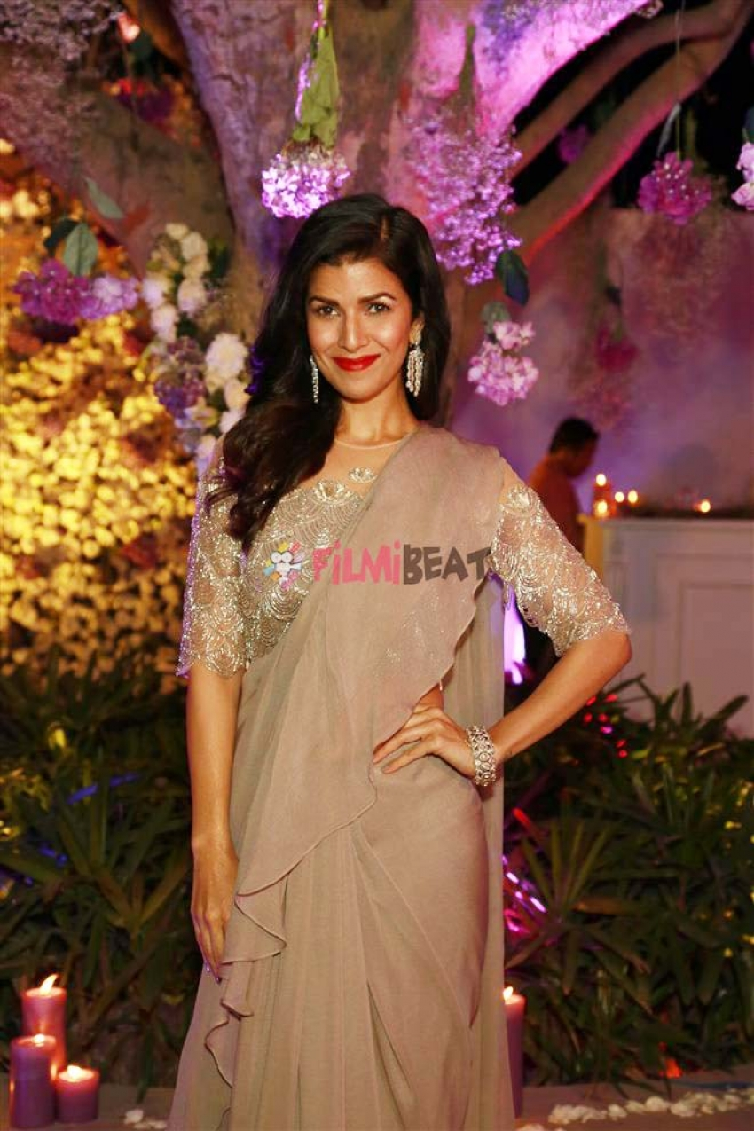 Athiya Shetty, Neha Dhupia and Nimrat Kaur At Store Launch Of Aza Photos