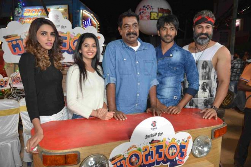 Panchatantra Press Meet Photos