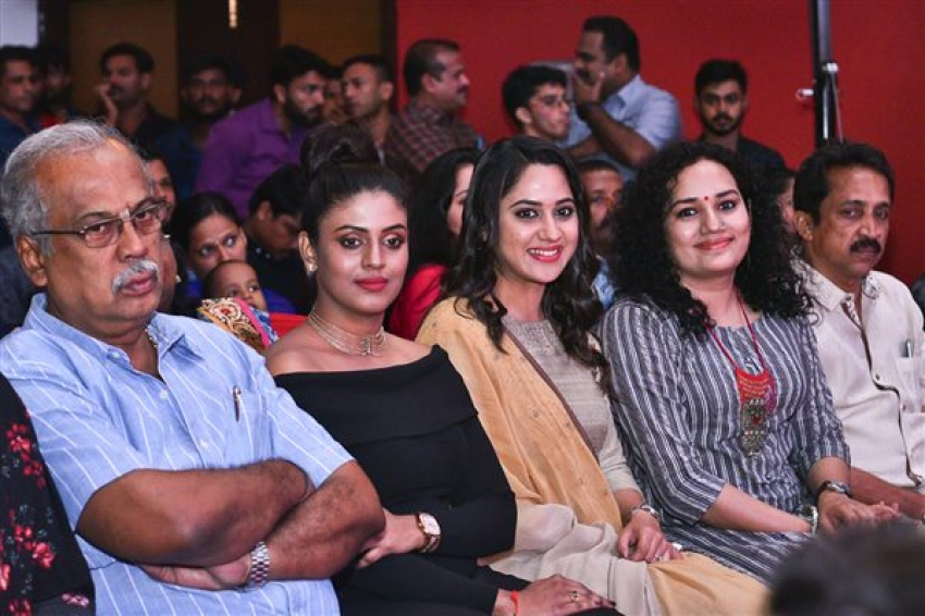 Parol Movie Trailer Launch Photos
