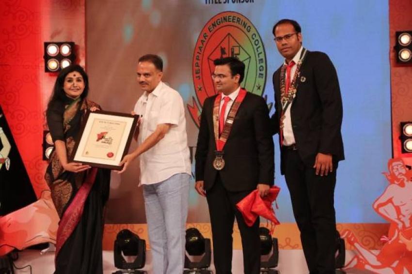 Pride of Tamil Nadu 2018 Awards Photos