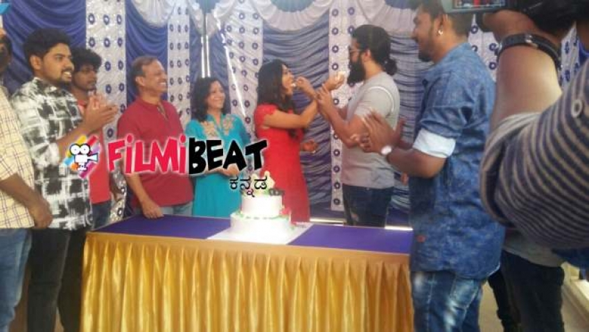 Radhika Pandit 34th Birthday Celebration Photos