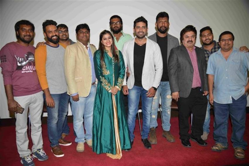 Ratnamanjari Film Press Meet Photos