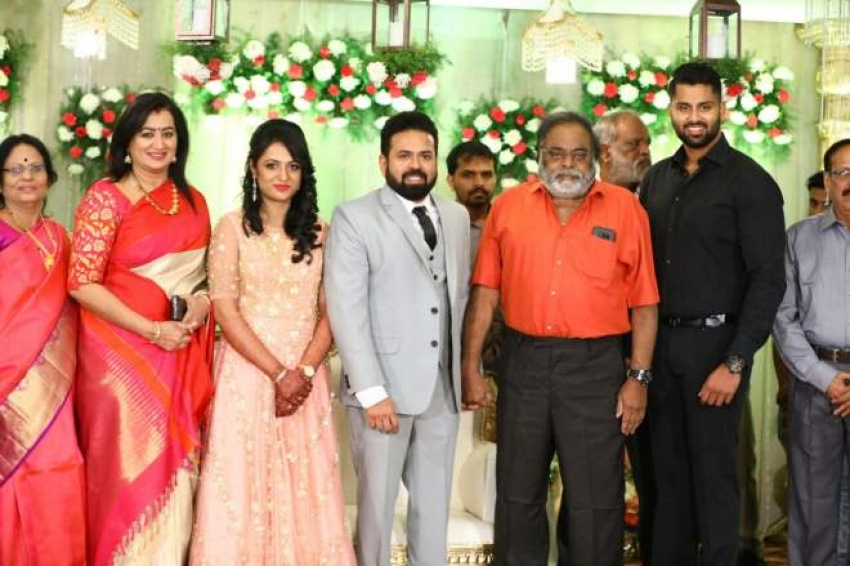 Santhosh Anandram Wedding Photos