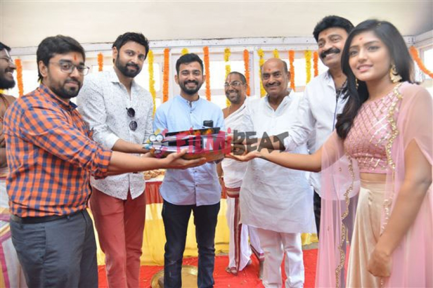 Subramanyapuram Movie Opening Photos