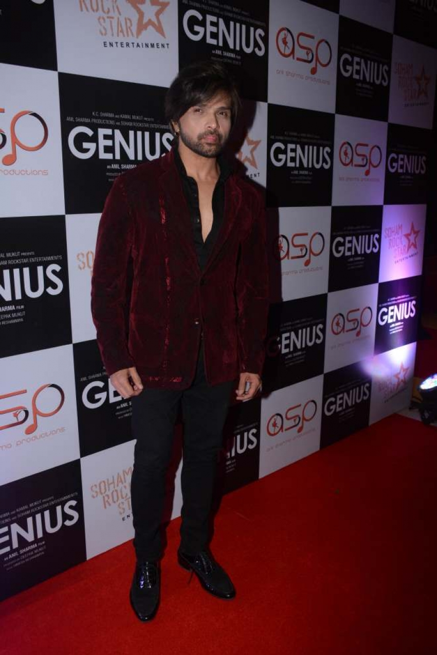 Teaser Launch Of Genius Photos