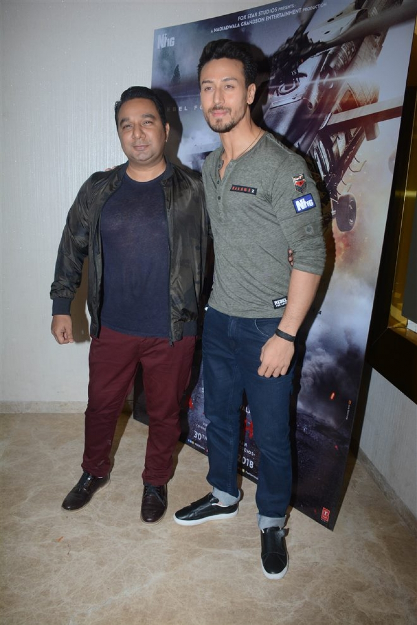 The Launch Of An Action Unit For Sajid Nadiadwala's Baaghi 2 Photos