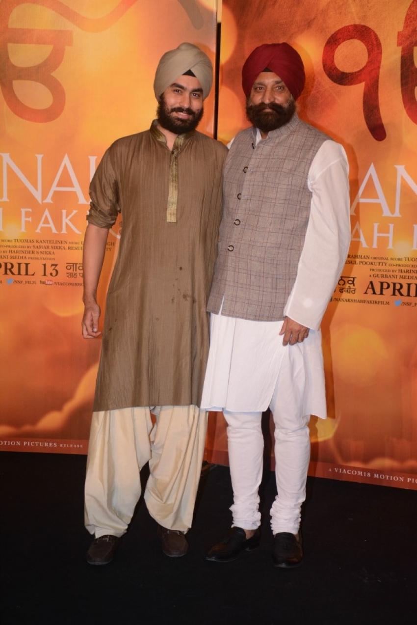 Trailer Launch Of Nanak Shah Fakir Photos