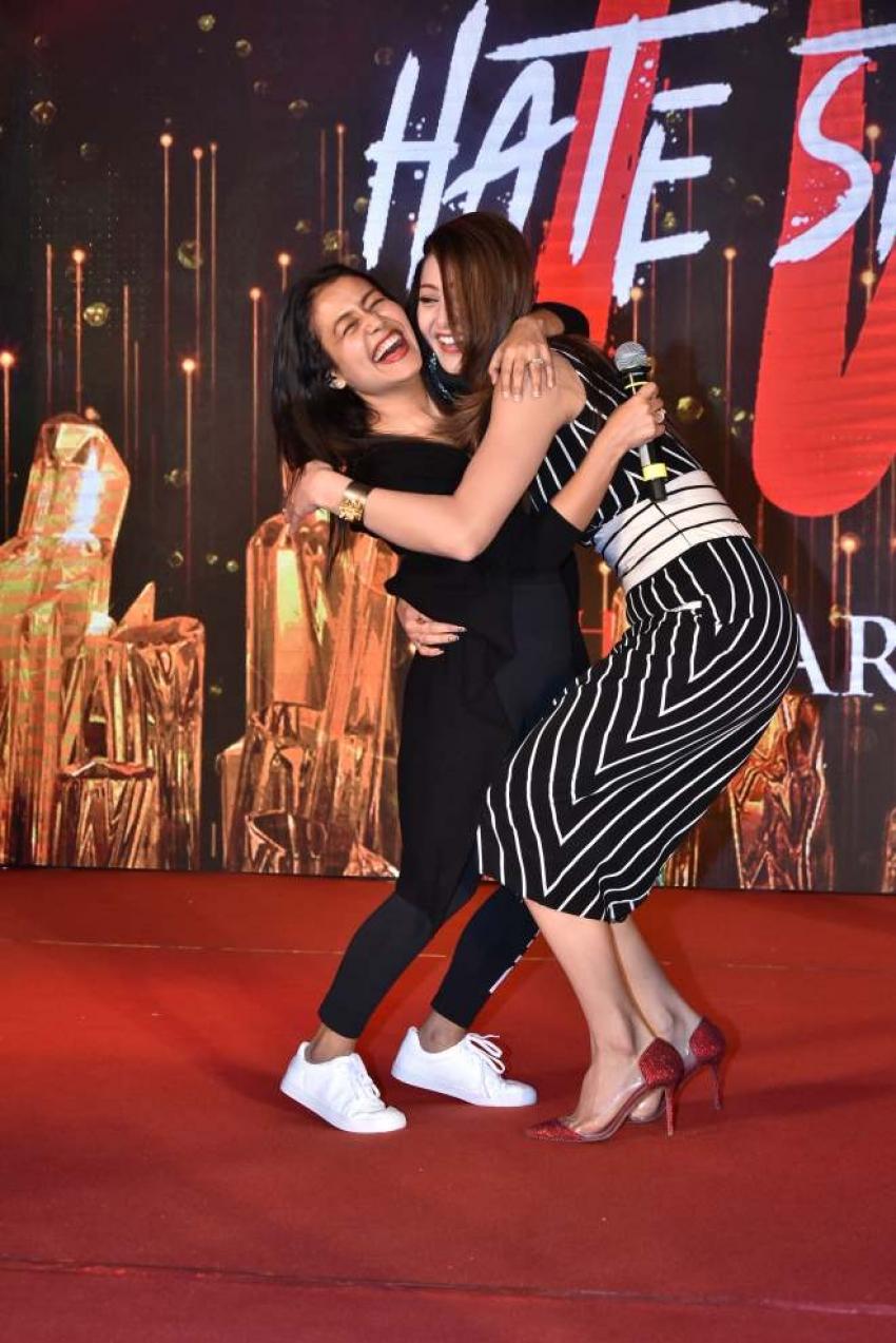 Urvashi Rautela Promotes Her Upcoming Movie Hate Story 4 Photos