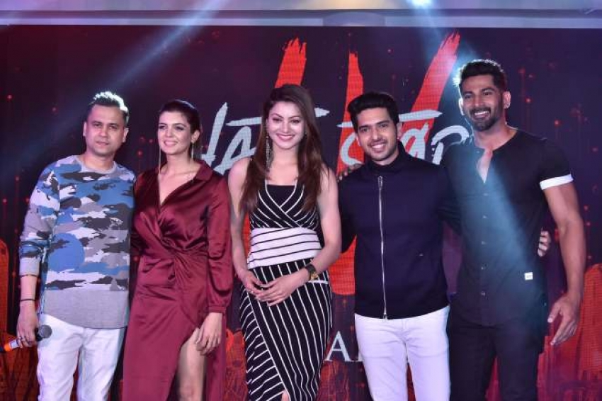 Urvashi Rautela Promotes Her Upcoming Movie Hate Story 4 Photos