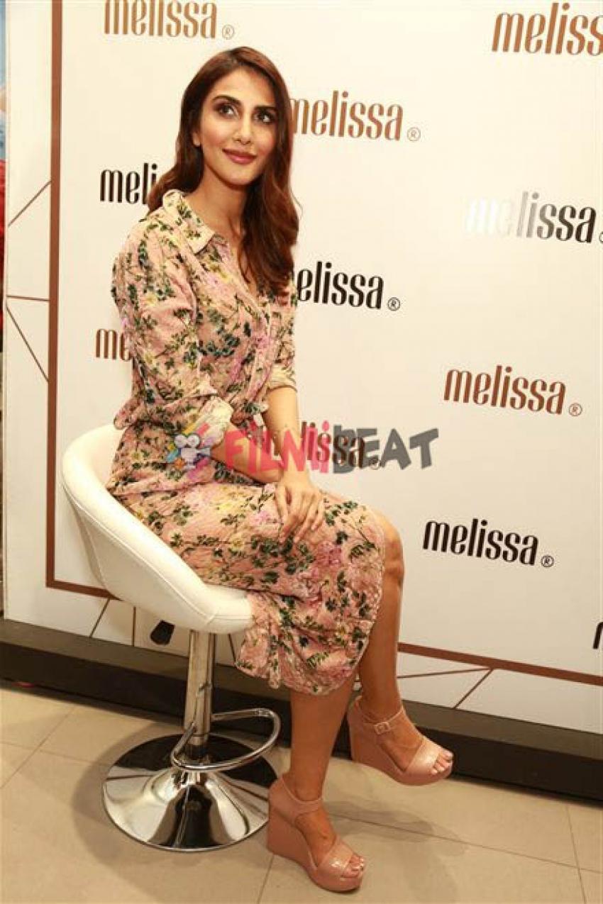 Vaani Kapoor At Melissa Store Launch In New Delhi Photos