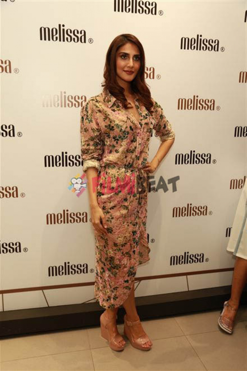 Vaani Kapoor At Melissa Store Launch In New Delhi Photos