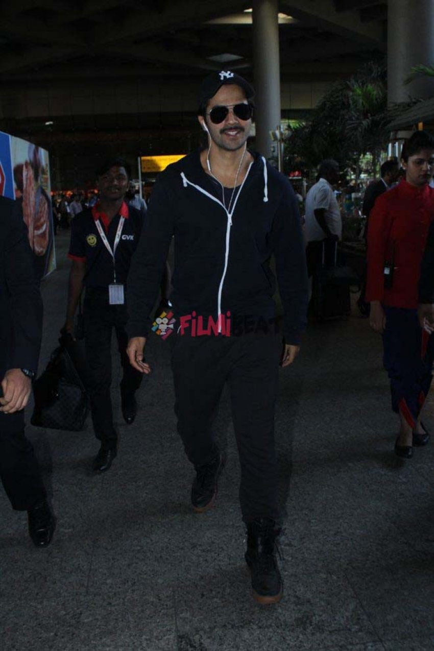 Varun Dhawan Photos