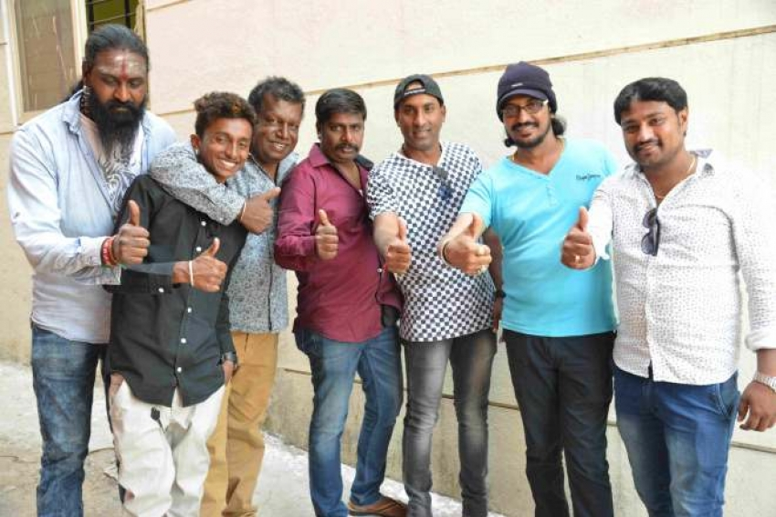 Victory Press Meet Photos