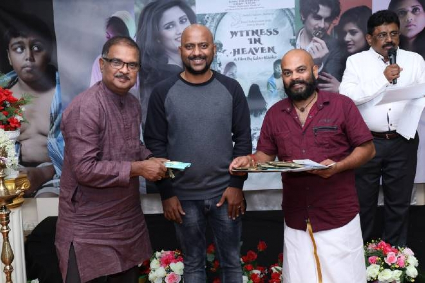 Witness in Heaven Audio Launch Photos