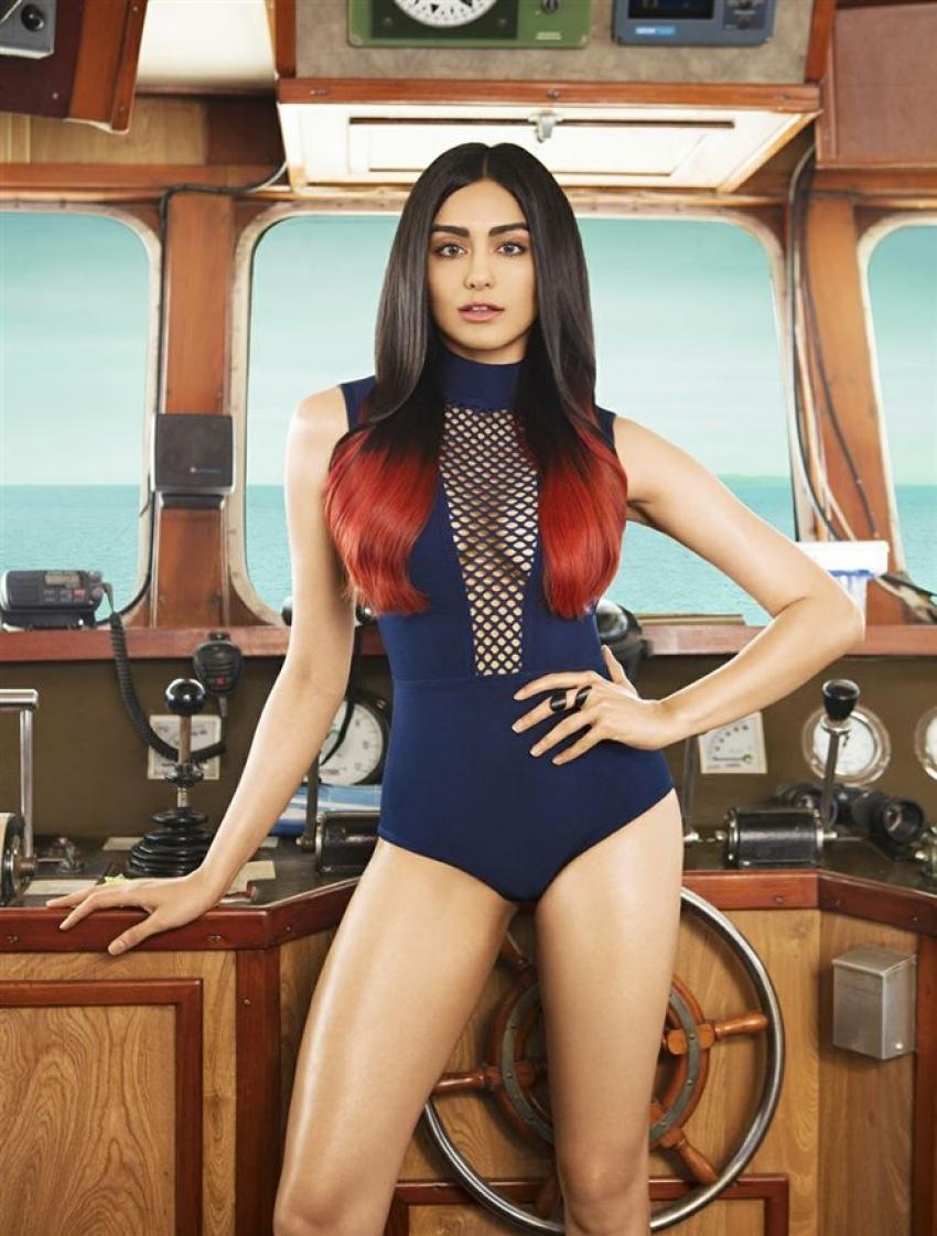 Adah Sharma Photoshoot For Man Magazine Photos