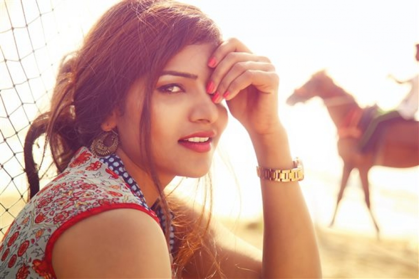 Anju Kriti Photos