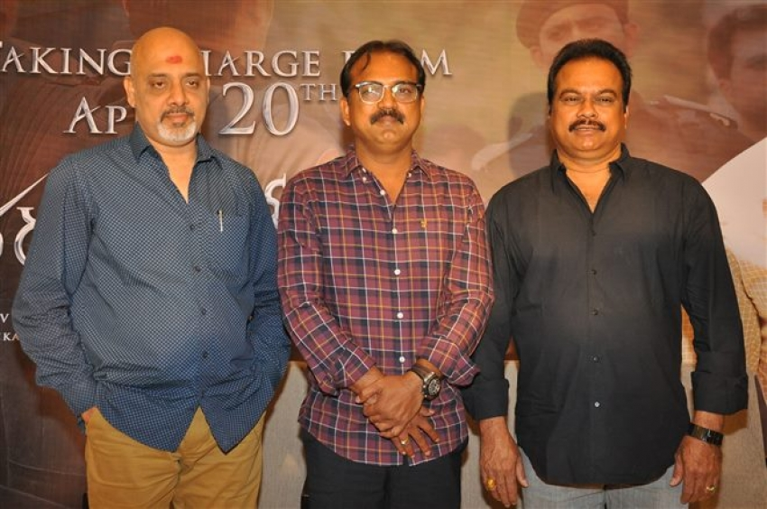 Bharat Ane Nenu Movie Pressmeet Photos