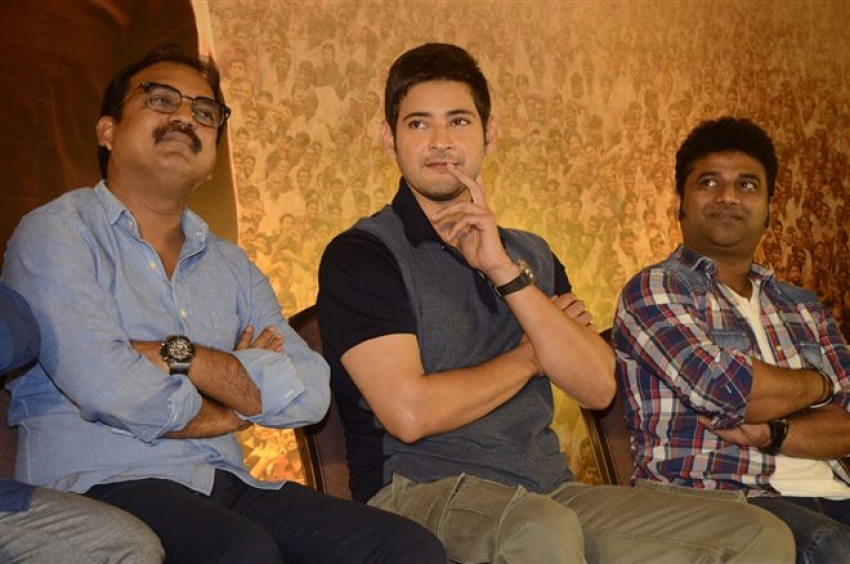 Bharat Ane Nenu Success Meet Photos
