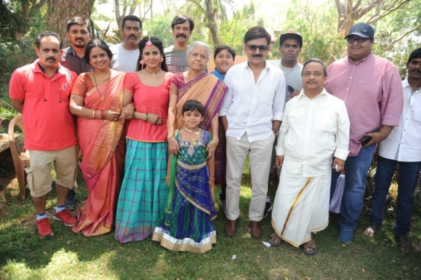 Butterfly Film Shooting Press Meet At Mysore Photos
