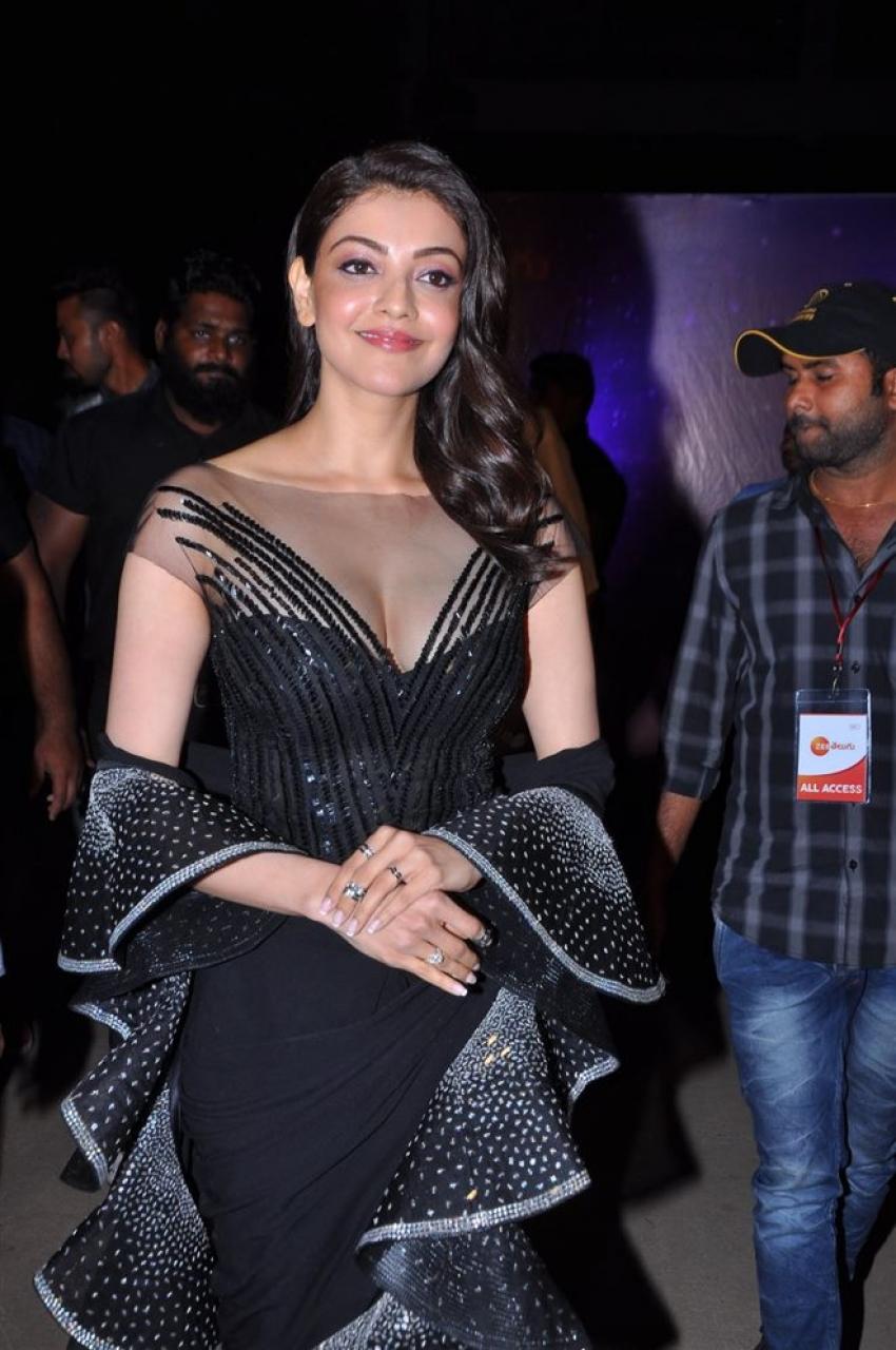 Celebs At Zee Telugu Apsara Awards 2018 Photos