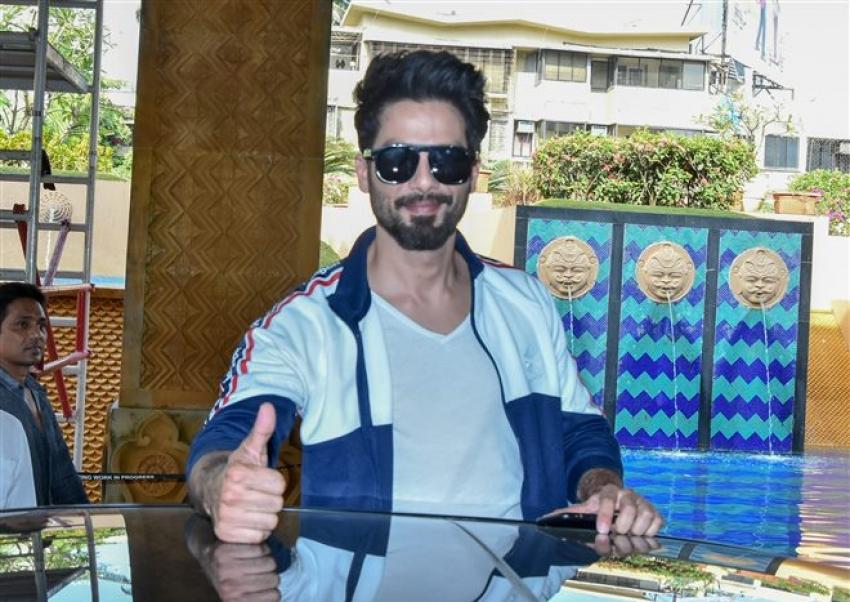 IIFA 2018 Voting Weekend With Shahid Kapoor & Anil Kapoor Photos