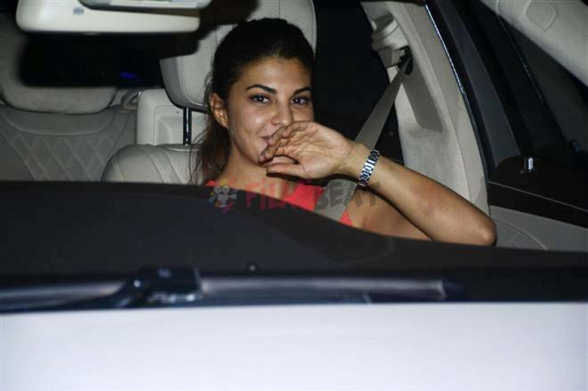 Jacqueline's Make Up Artist's Birthday Bash Photos