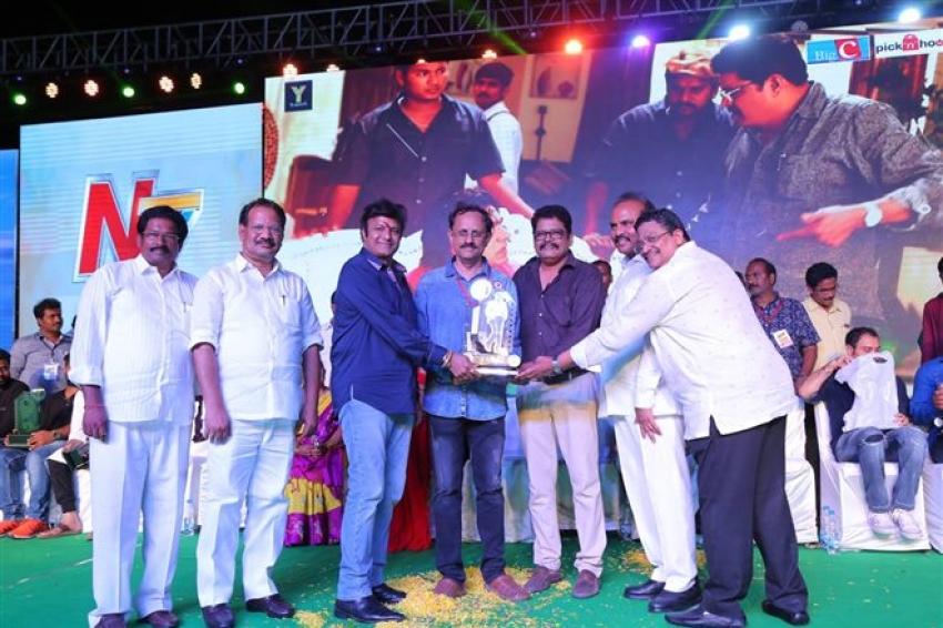 Jai Simha 100 Days Celebrations Photos