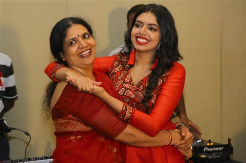 Jeevitha Rajasekhar's Daughter Shivatmika Birthday Photos