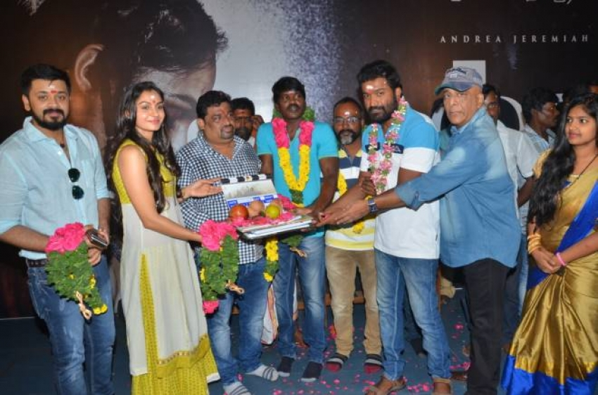 Kaa Movie Pooja Photos
