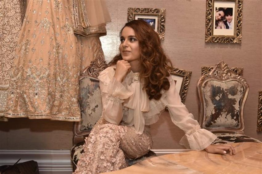 Kangana Ranaut Launch Neeta Lulla New Store Photos