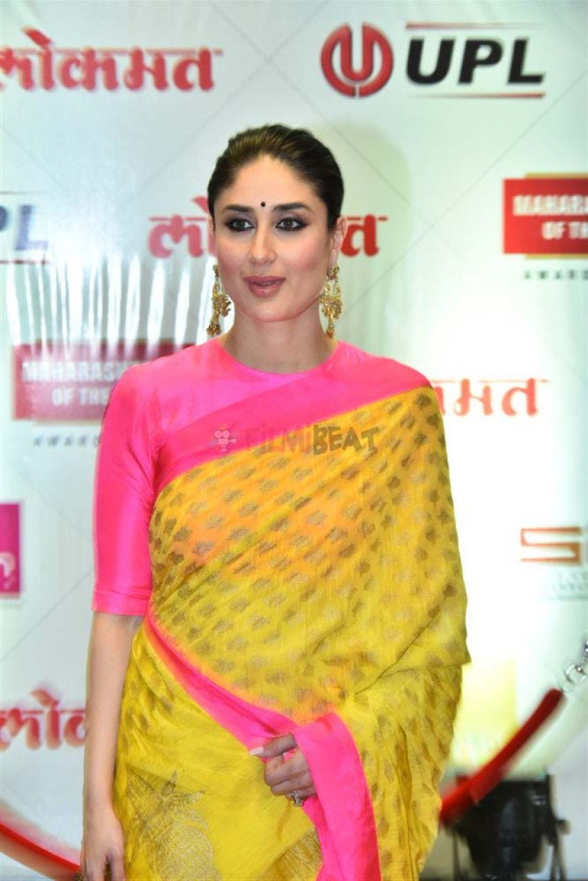 Kareena Kapoor At Lokmat Event Photos