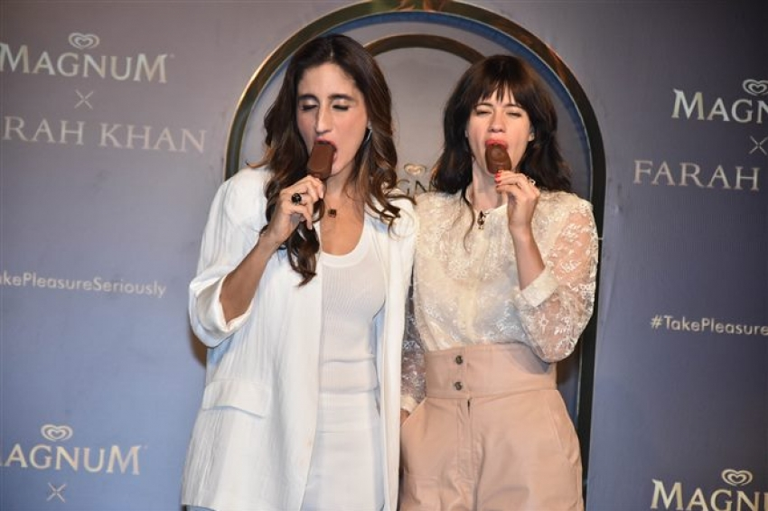 Magnum Hosts A Scintillating Evening With Kalki Koechlin Photos
