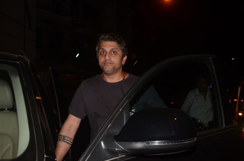 Mohit Suri With His Wife Spotted At Bandra Photos
