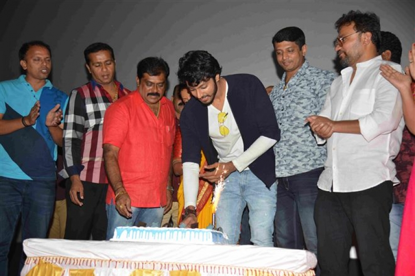 Padde Huli Movie Teaser Launch Photos
