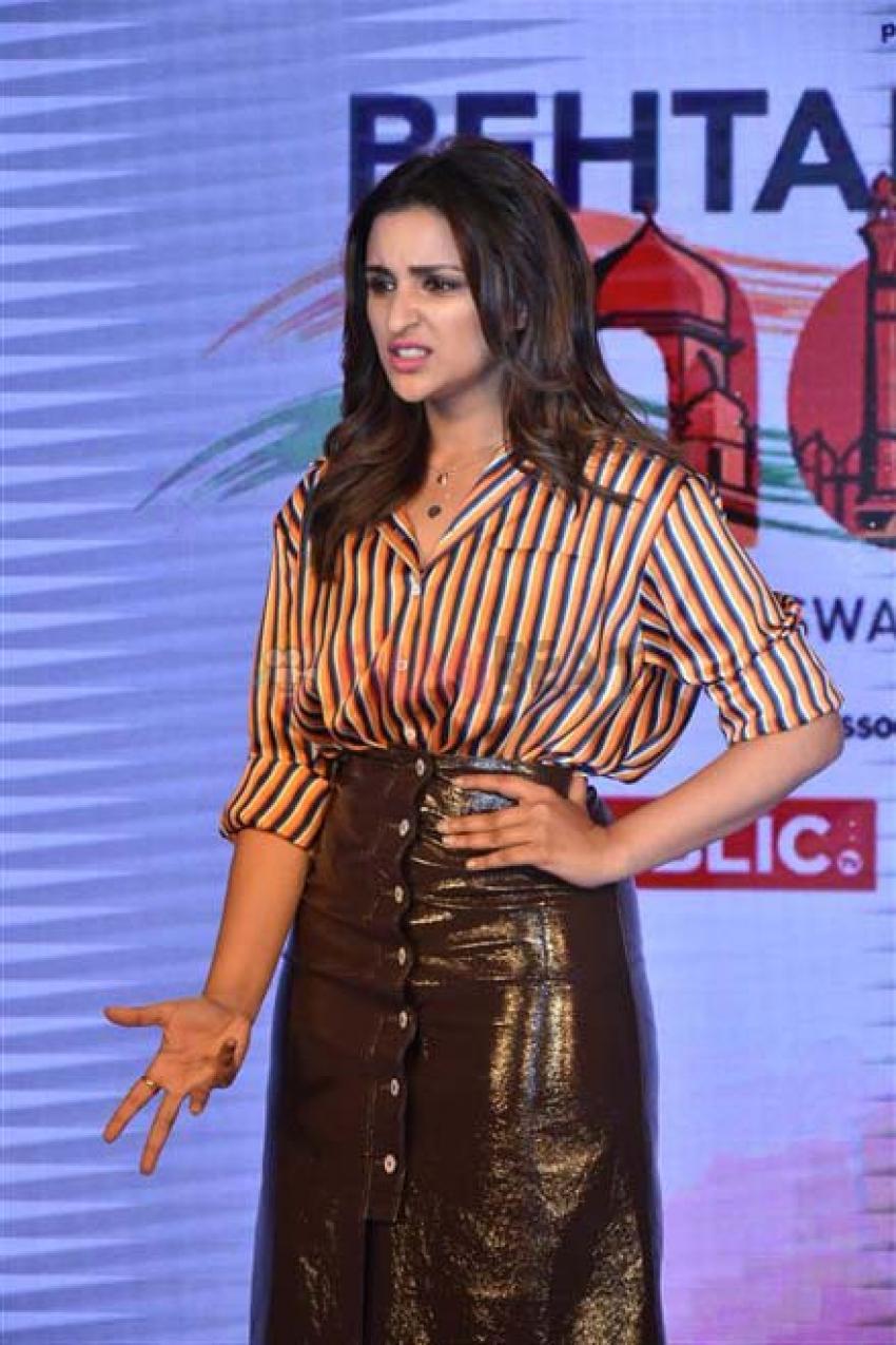 Parineeti Chopra At Betar India Republic Event Photos