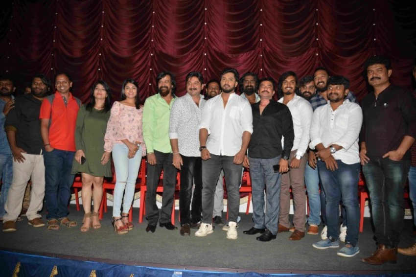 Prabhutva Film Press Meet Photos