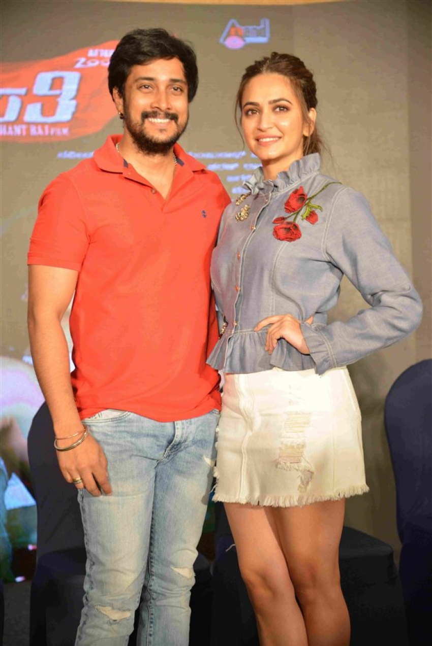 Dalapathi Movie Press Meet Photos