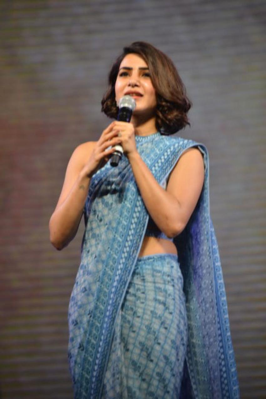 Rangasthalam Movie Success Meet Stills Photos