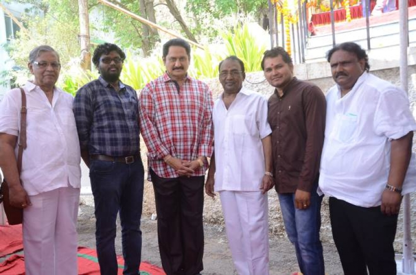 Sadi Movie Opening Photos